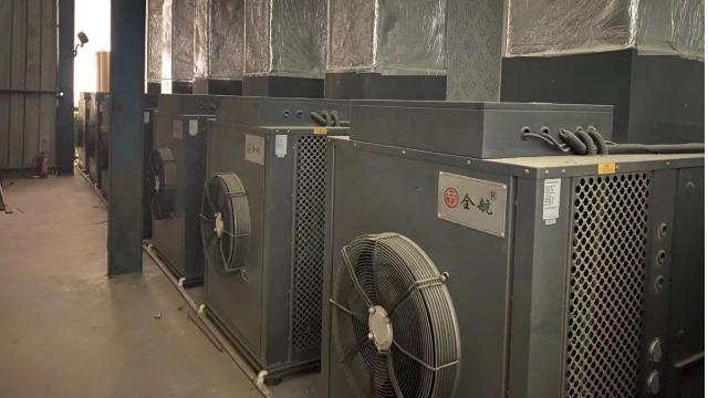 深圳吉祥-------整体除湿热回收烘干系统在纸制品纸管烘干中的应用