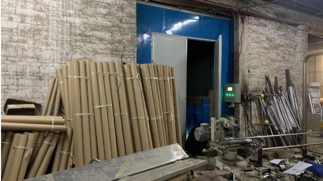 中山鸿威------高温热泵烘干系统在纸制品纸筒烘干中的应用