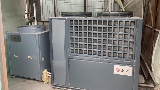 东莞塘厦坚连-------高温热泵烘干系统在纸制品纸筒烘干中的应用