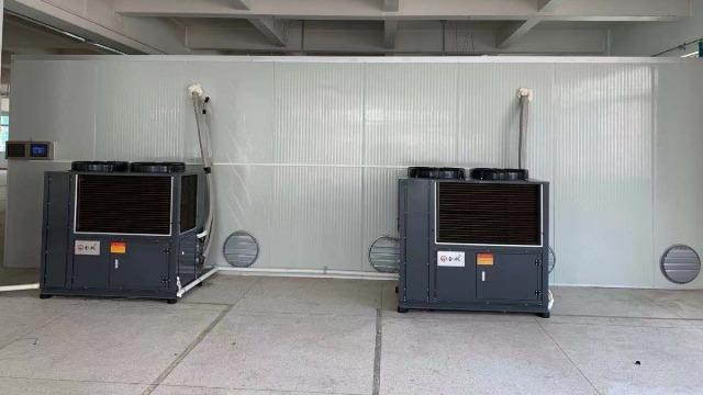 佛山中瑞-------高温热泵烘干系统在包装纸品纸罐烘干中的应用