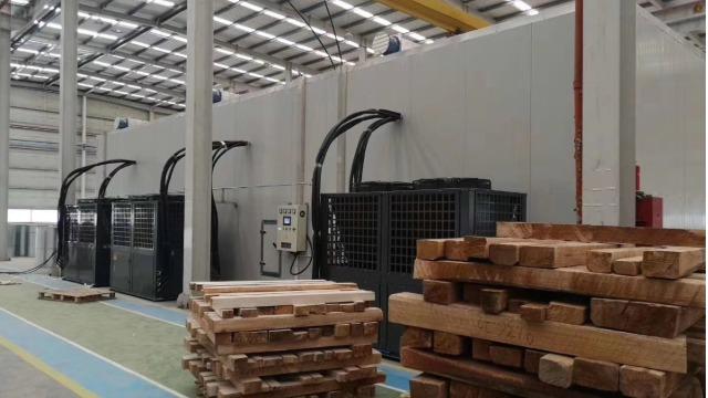宁波科胜------高温热泵烘干系统在杂木烘干中的应用
