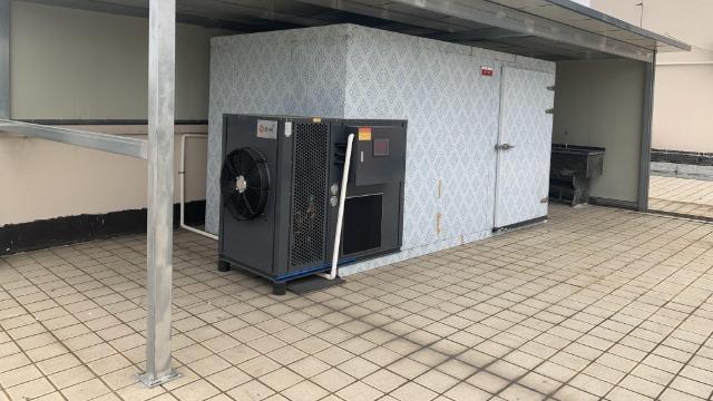 宁波消防大队-------整体除湿烘干系统在纺织品消防服烘干中的应用