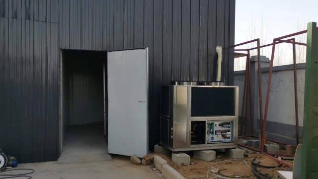山东磁窑消防大队-------高温热泵烘干系统在纺织品消防服烘干中的应用