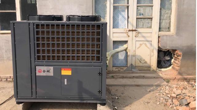 山东寿光贝贝------高温热泵烘干系统在宠物食品烘干中的应用
