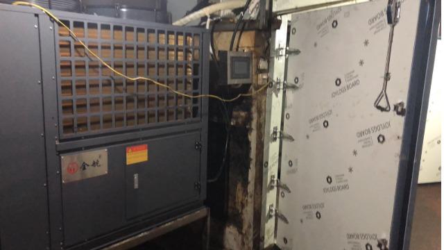 重庆合川天加-----高温热泵烘干系统在板鸭烘干中的应用