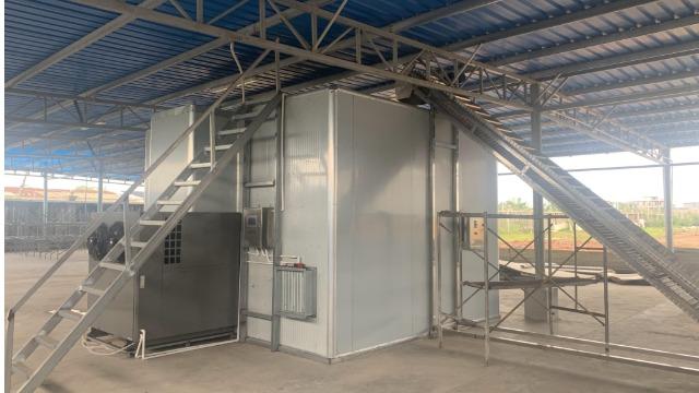 广西东兴怡诚-----整体除湿烘干系统在澳洲坚果烘干中的应用