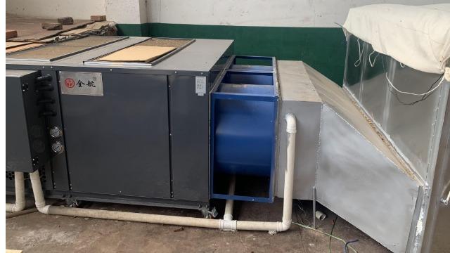 云南大理广源-----整体直热烘干系统在坚果核桃烘干中的应用