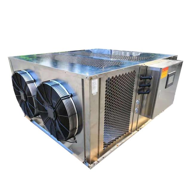空气能热泵羊肚菌烘干机