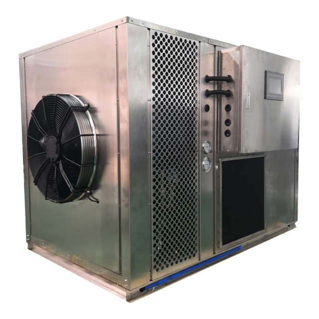 空气能热泵鱼干烘干机