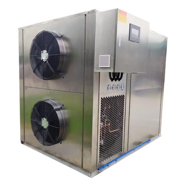 空气能热泵纸卡板烘干机