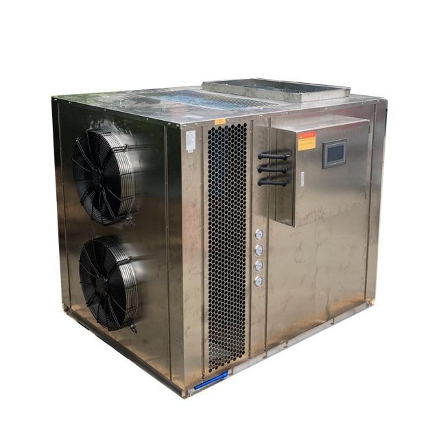 空气能热泵盘香烘干机