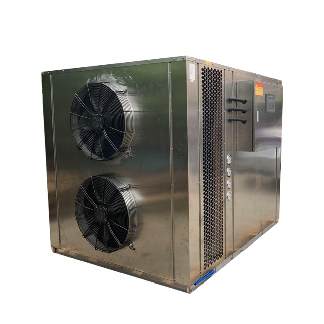 空气能热泵粉扑烘干机