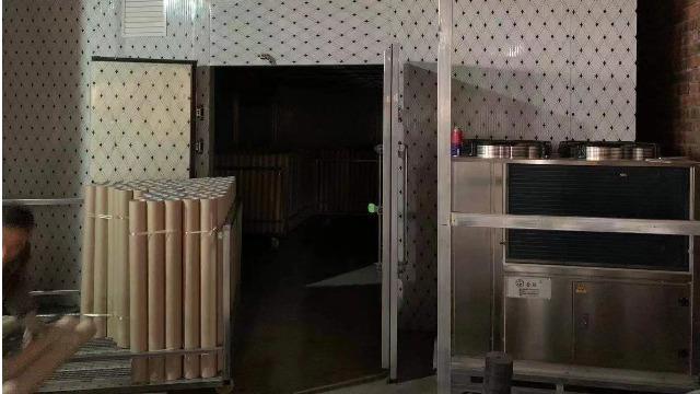 四川福森————高温热泵烘干系统在纸管纸筒中的应用