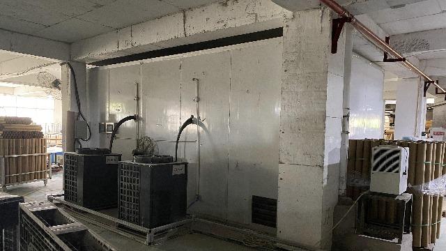 重庆景祥隆————高温热泵烘干系统在纸管纸筒中的应用